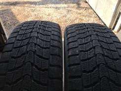 Dunlop Grandtrek. Зимние, без шипов, 2008 год, износ: 20%, 2 шт