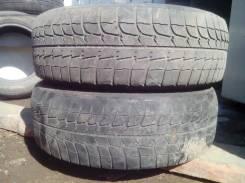 Michelin. Зимние, износ: 50%, 2 шт