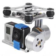 Стабилизатор FPV 2 Axis Brushless Gimbal with Controller GoPro 3.