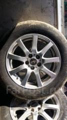 Хороший комплект колёс. 6.5x15 5x100.00 ET35 ЦО 57,0мм.
