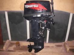 Tohatsu. 21,00л.с., 2х тактный, бензин, нога S (381 мм), Год: 2012 год. Под заказ