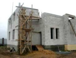 Малоэтажное строительство (шлакобетон, газобетон, отсевоблоки, кирпич)