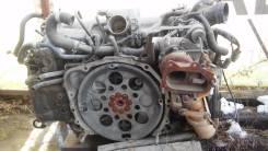 Двигатель в сборе. Subaru Forester, SH5 Двигатели: EJ205, EJ201, EJ20