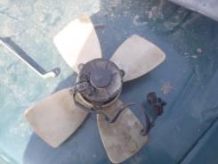 Вентилятор радиатора кондиционера. Toyota Camry, SV32