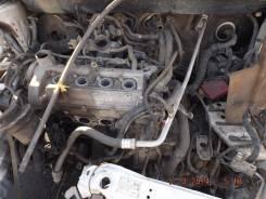 Двигатель в сборе. Toyota Vitz, SCP10 Toyota Platz, SCP11, SCP10 Двигатель 1SZFE