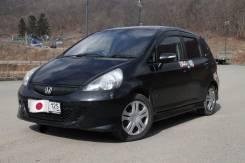 Honda Fit. вариатор, передний, 1.3 (86 л.с.), бензин, 110 тыс. км