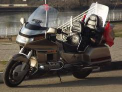 Honda Gold Wing. 1 500 куб. см., исправен, птс, с пробегом