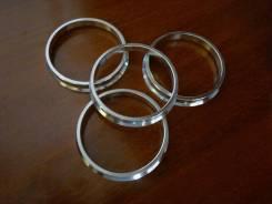 Центровочные кольца. Под заказ