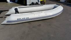 Solar 420. Год: 2012 год, длина 4,20м., двигатель подвесной, 40,00л.с., бензин