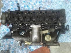 Головка блока цилиндров. Nissan Diesel