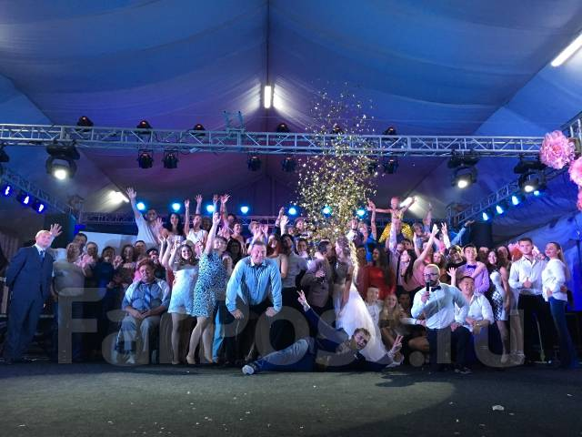 Event площадка Place - свадьба на высоком уровне во Владивостоке