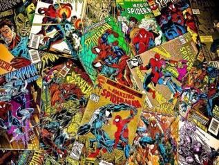 Приму в дар или куплю старые комиксы или старые приставки SEGA Dendy