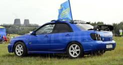 Спойлер. Subaru Impreza WRX STI, GDB Двигатель EJ207
