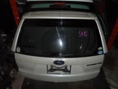 Дверь багажника. Subaru Forester, SH5, SH9, SH9L