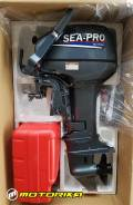 Sea-Pro. 9,90л.с., 2х тактный, бензин, нога S (381 мм), Год: 2017 год