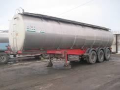Menci. Молочный полуприцеп цистерна SL, 31 000,00куб. м.