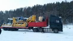 Организуем перевозку по России любого негабарита или тяжеловеса.