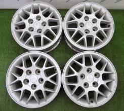 Mitsubishi. 6.0x15, 5x114.30, ET46, ЦО 67,0мм.