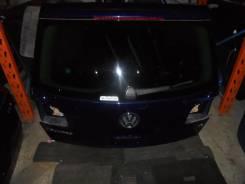 Дверь багажника. Volkswagen Touareg, 7LA, 7L6, 7L7 Двигатели: AZZ, BAA, AXQ, BHL, BMX, BAC, AYH, CATA, BLE, BRJ, BWF, BHK, BKJ, BLK, BPD, BKS, BMV, BJ...
