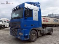 DAF XF 95. Тягач DAF TE95XF, 12 580 куб. см., 10 330 кг.