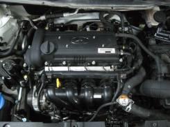 Двигатель в сборе. Hyundai Solaris Hyundai i30 Kia Rio Kia Cee'd Двигатель G4FA