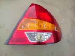 Стоп-сигнал. Toyota Prius, NHW11 Двигатель 1NZFXE