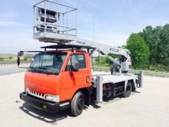 Kia Trade. Продам автовышку KIA Trade 15 метров левый руль с ПТС, 3 500 куб. см., 15 м.