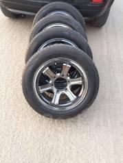 Продается комплект колес WEDS R-16. 7.0x16 6x114.30