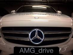 Эмблема. Mercedes-Benz: E-Class, B-Class, A-Class, CLA-Class, M-Class, GL-Class, C-Class, Viano, V-Class, GLA-Class, CLS-Class