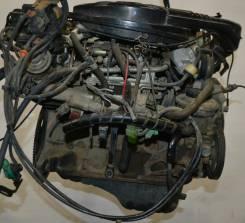 Двигатель в сборе. Toyota Sprinter, AE91 Двигатель 5AF