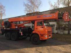 Камаз 43118 Сайгак. Подъемник на автокране ПКС-55713-5К-3 на шасси Камаз-43118, 250 кг., 31 м.