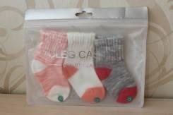 Комплект детских носочков для девочек и мальчиков!. Рост: 80-86, 86-98, 98-104 см