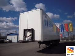Kogel. Продаю полуприцеп SP24 цельнометаллический фургон Москва, 28 800 кг.