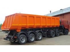Нефаз 9509-30. Нефаз 9509-16-30(овальный кузов), 30 000 кг.