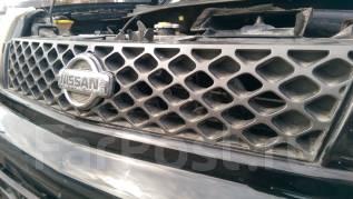 Решетка радиатора. Nissan X-Trail, NT30 Двигатель QR20DE