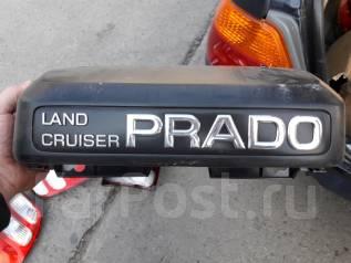 Ручка двери внешняя. Toyota Land Cruiser Prado