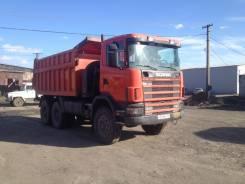 Scania. Скания самосвал 6х6, 10 000 куб. см., 25 000 кг.