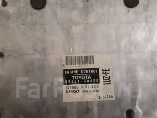 Блок управления двс. Toyota Crown, UZS173 Toyota Crown Majesta, UZS173 Двигатель 1UZFE