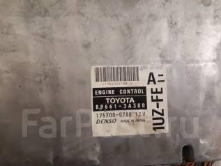 Блок управления двс. Toyota Crown, UZS151 Toyota Crown Majesta, UZS151 Двигатель 1UZFE