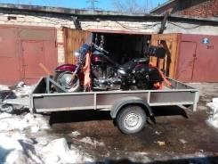 Металлист Кузбасс 713901. Продам прицеп, 470 кг.