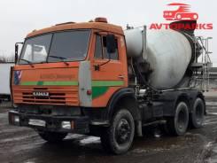 Tigarbo. Автобетоносмеситель tigarbo на шасси камаз 55111R, 11 000 куб. см., 5,00куб. м.