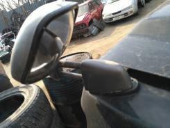 Зеркало заднего вида на крыло. Nissan Safari