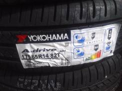 Yokohama A.Drive AA01. Летние, 2017 год, без износа, 2 шт