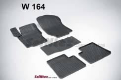 "Коврики ""Сетка"" Mercedes-BENZ M-Class W164"