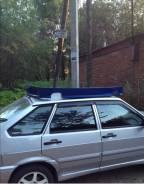 Накладка на бампер. Subaru Legacy, BP5