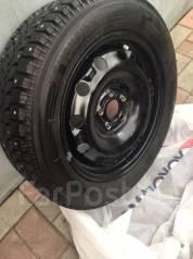 Продаю комплект зимних колес в идеальном состоянии. x15