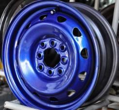 Steel Wheels. 5.0x14, 4x100.00, 4x114.30, ET39, ЦО 69,1мм.