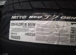 Nitto Neo Gen. Летние, 2018 год, без износа