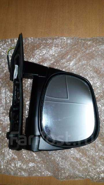 зеркало левое митсубиси делика кузов p25w