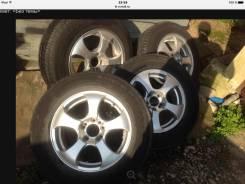 Продаю универсальные колеса. 7.0x16 5x100.00, 5x114.30 ET38 ЦО 60,1мм.